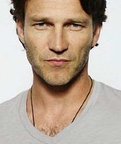 Stephen Moyer...yum! ;)