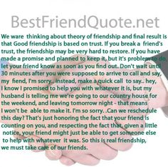 Quotes On Friendship And Trust Images  Trust Quotes PicturesIf You Trust Someone  Trust Till The End