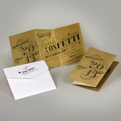 Surles New Year's Eve Party Invitation - Envelopments
