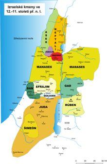 Starověké dějiny Židů – Wikipedie