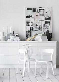 STIL INSPIRATION: A stylist´s kitchen
