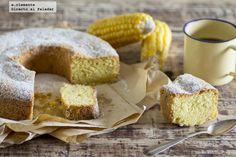 Hoy para desayunar energía pura con este bizcocho de harina de maíz y limón. En esta ocasión tenía que preparar algo para una amiga con...
