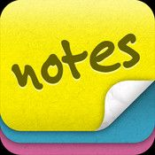 "$0.00--Sticky Notes with Alarms and Bump Sharing--TapFactory Apps introduces ""Sticky Notes"", a utility that allows you to quickly and easily take notes, customize their look, and create wallpapers for your lockscreen to use as quick reminders. Take notes on the fly with Sticky Notes's quick loading, visually appealing, and easy to use interface. Use Sticky Notes to create personal reminders, shopping lists, special notes to your loved ones, and more!"