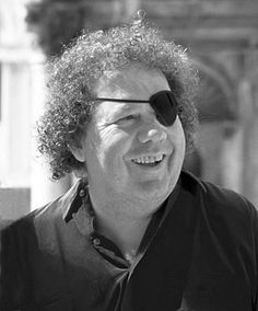In 1976, while Chihuly was in England, he was involved in a head-on car accident during which he flew through the windshield.[1][3] His face was severely cut by glass and he was blinded in his left eye. After recovering, he continued to blow glass until he dislocated his right shoulder in a 1979 bodysurfing accident.[3] No longer able to hold the glass blowing pipe, he hired others to do the work.