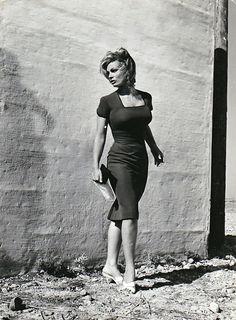 1960s Actress, Scilla Gabel