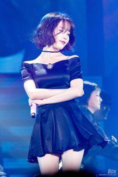 161203 IE - IU - Korea Images Korean Beauty, Asian Beauty, Iu Fashion, Stage Outfits, Korean Celebrities, Korean Singer, Girls Dream, Girl Crushes, Kpop Girls