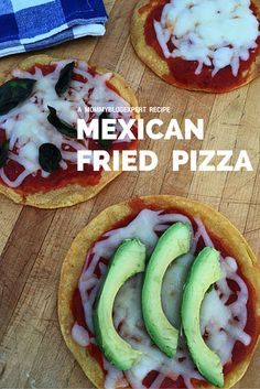 Mexican Fried Pizza