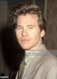 World's Best Val Kilmer 1992 Stock Pictures, Photos, and Images - Getty Images Val Kilmer, Interesting Faces, Stock Pictures, Image Collection, Pretty People, Cute Boys, Movie Stars, Famous People, Fangirl