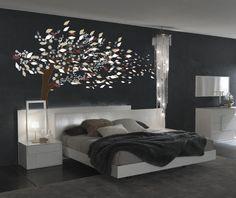 InnovativeStencils - Blowing Tree Cherry Blossom Decal
