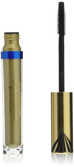 Ecco Bella Botanicals: Flowercolor Mascara, Brown 0.25 oz