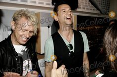 Dave Gahan & Martin Gore of Depeche Mode Martin L, Martin Gore, Dave Gahan, Good Music, My Music, Down To The Bone, Pre Party, Jimmy Kimmel Live, All I Ever Wanted