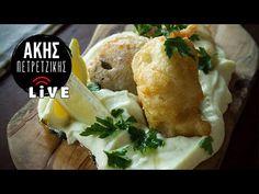 Μπακαλιάρος σκορδαλιά | LIVE | Άκης Πετρετζίκης - YouTube