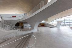 Eero Saarinen - TWA-JFK