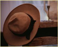 Sam Houston Project Sam Houston's hat