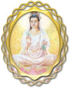 UM PRESENTE DE VOCÊS PARA VOCÊS MESMOS - Mensagem de Kuan Yin Canalizada por Rei