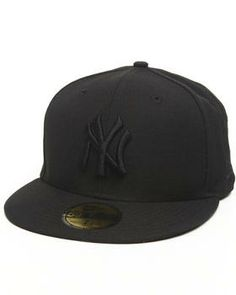 Love this NEW YORK YANKEES ALL BLACK EVERYTHING 5950 FITT... on DrJays. 6a820a0b694
