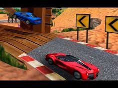 Carros Transformers Para Ninos Videos Y Juegos De Carros Policias