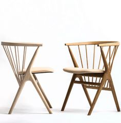 Sibast Furniture launches Sibast No 8 in new Oil finish - At Stockholm Furniture Fair 2014 #wood #chair