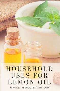 This delightfully uplifting scented essential oil makes for some wonderful homemade household products. Come discover all of the lemon oil uses! Essential Oil Scents, Lemon Essential Oils, Essential Oil Uses, Essential Oil Diffuser, Homemade Beauty Products, Natural Cleaning Products, Household Products, Household Tips, Pure Products