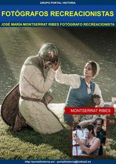 FOTÓGRAFOS RECREACIONISTAS JOSÉ MARÍA MONTSERRAT