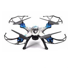 JJRC H29G Mini FPV Drone Return Home #quadcopter w/ 2MP Camera & LED