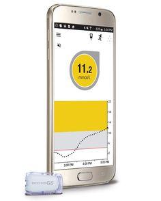 Auf iOS-Geräten konnten Menschen mit Diabetes schon längere Zeit ihren Glukosewert überwachen. Neu bietet das Unternehmen Dexcom für sein G5 Mobile CGM-System auch die Kompatibilität mit Android Devices an. Mobiles, Android, Nintendo Consoles, Diabetes, Monitor, Ios, Electronics, Phone, Business