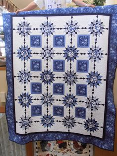 Anniversary quilt by Margie Lewis-Jones