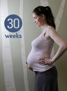 30 week pregnant belly join. was