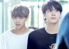 BTS   V and JIN