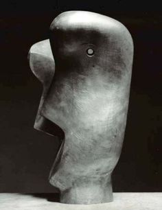 Henry Moore, Divided Head, 1963.