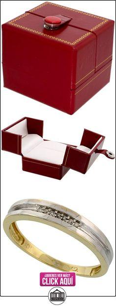 Revoni - Juego de alianzas de oro amarillo  ✿ Joyas para hombres especiales - lujo ✿ ▬► Ver oferta: http://comprar.io/goto/B003PE65PM