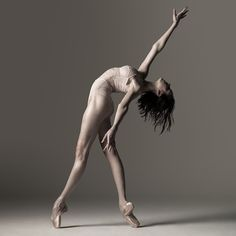 © Nisian Hughes.  Kathryn Boren, American Ballet Theatre