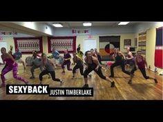"""SexyBack"" - Justin Timberlake - Dance Fitness - YouTube"