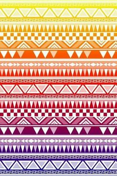 easy aztec patterns to draw - Google Search