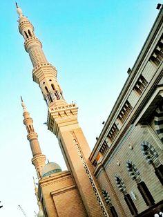Soon, will be back again!   Madinah Al-Munawarah. Masjid Al-Nabwi  #Moeslem #Mosque #PlaceToGo