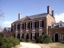 Woodlawn Plantation-home of Nelly Custis granddaughter of George Washington. http://www.woodlawnpopeleighey.org/