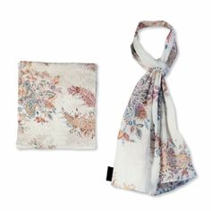 Foulard Indi - Regalos y Tal Floral Tie, Accessories, Fashion, Christian Gifts, Provence, Valentines, Headscarves, Moda, Fashion Styles
