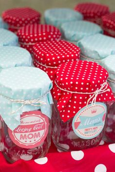 Retro  Mother's Day Party Ideas   Photo 16 of 23