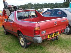 Subaru 1800 4WD Pick up
