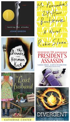 Summer Book List, part 2 -- new list--12 more books to read this summer.