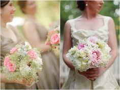 20 Beautiful Bouquets.   http://www.thebridelink.com/blog/2013/01/07/20-beautiful-bouquets/