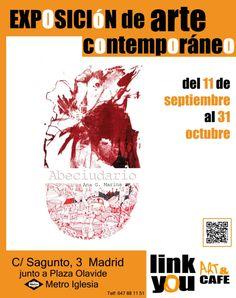 Link You art&cafe en Madrid, Madrid