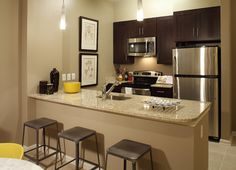 Small Kitchen Layouts Design Ideas, Pictures, Remodel, and Decor - page 18