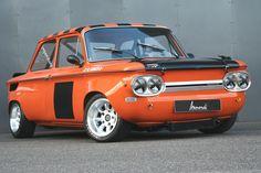 NSU TT 1200 Mit einem solchen ist mein Vater einst Bergrennen gefahren...er muss ein glücklicher Mann gewesen sein :-)
