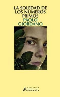 Con tan sólo veintiséis años, Paolo Giordano se ha convertido en el fenómeno editorial más relevante de los últimos tiempos en Italia. La soledad de los números primos, primera novela de este licenciado en Física Teórica, ha sido galardonada con el Premio Strega 2008.
