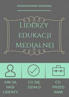 TOUCH ten obraz: liderzy edukacji medialnej by Agata Janeczek