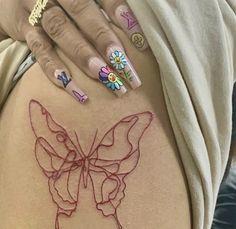 Red Ink Tattoos, Dainty Tattoos, Dope Tattoos, Pretty Tattoos, Body Art Tattoos, Small Tattoos, Tatoos, Unique Tattoos, Sleeve Tattoos