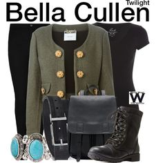 Inspired by Kristen Stewart as Bella Cullen in the Twilight film franchise. Character Inspired Outfits, Character Costumes, Twilight Outfits, Edgy Outfits, Vampire Outfits, Calvin Klein Outfits, Fandom Outfits, Casual Cosplay, Geek Chic