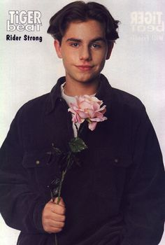 Rider Strong  ~ Shawn Hunter in Boy Meets World