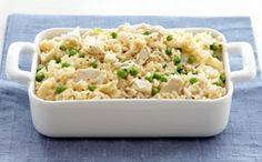 Chicken Rice Casserole  #unclebensrecipes